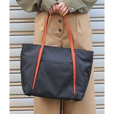 トートバッグ バッグ A4サイズ対応レディースナイロントートバッグ