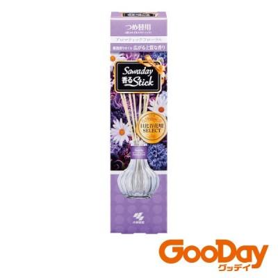 サワデー香るStick Sawaday香るStickつめ替用 アロマティックフローラル 70ml 小林製薬