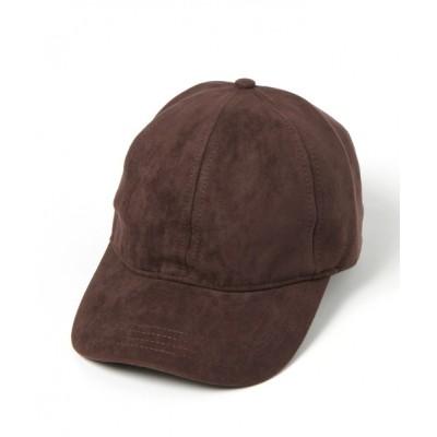 LAKOLE / フェイクスエードキャップ / LAKOLE MEN 帽子 > キャップ