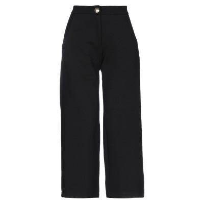 CESARE PACIOTTI 4US パンツ ブラック XS レーヨン 65% / ナイロン 30% / ポリウレタン 5% パンツ