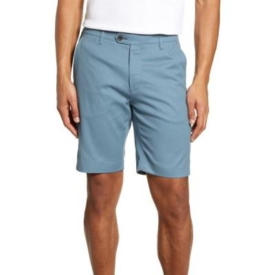 テッドベーカー TED BAKER LONDON メンズ ショートパンツ スキニー・スリム ボトムス・パンツ Cortrom Slim Fit Shorts Medium Blue