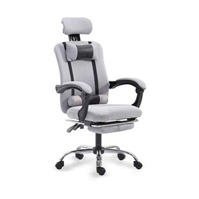 Reception Chairs Swivel Chair Gaming Chair Task Desk Chair Reclining Computer Chair, Household Lifting Rotation Office Chair Lunch Break Mes