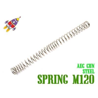 ROCKET AIRSOFT カスタムスプリング 不等間ピッチ M120 SHS 電動ガン スタンダード SHS ロケット M4A1 AK G36