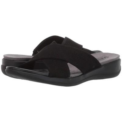 ソフトウォーク SoftWalk レディース サンダル・ミュール シューズ・靴 Tillman Black