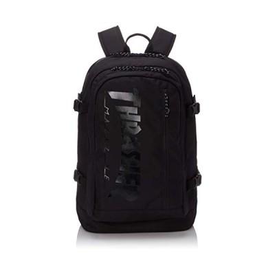 スラッシャー ユニセックス リュック 30L (撥水加工) THR-101 / Backpack おしゃれ A4収納 BKBK_ブラック・ブ