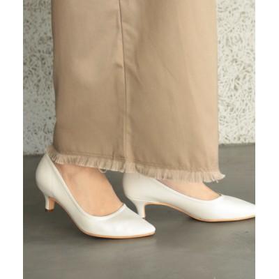 SESTO / 柔らかストレッチフィットのポインテッドトゥ5cmヒールパンプス WOMEN シューズ > パンプス