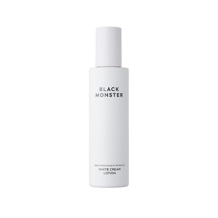 BLACKMONSTER 亮白保濕水凝乳