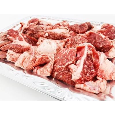 黒毛和牛 すじ肉 500g 2pc 人気 訳あり 肉 カレー 煮込み ぼっかけ 大容量 極うま