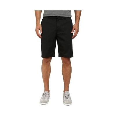 RVCA ルーカ メンズ 男性用 ファッション ショートパンツ 短パン The Week-End Stretch Shorts - Black