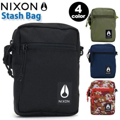 NIXON ショルダーバッグ ニクソン 正規品 ミニショルダー 肩掛け 斜めがけ スクエア ショルダー バッグ かばん