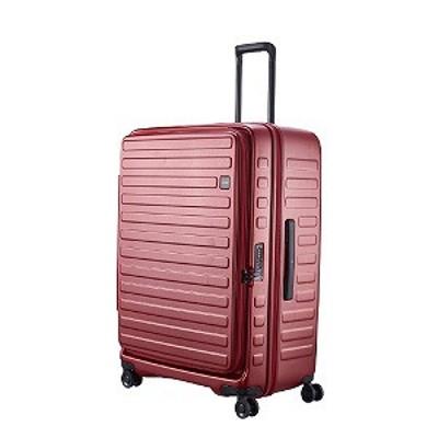LOJEL ロジェール スーツケース CUBO(キューボ)-N Lサイズ バーガンディ CUBO-N-LBG