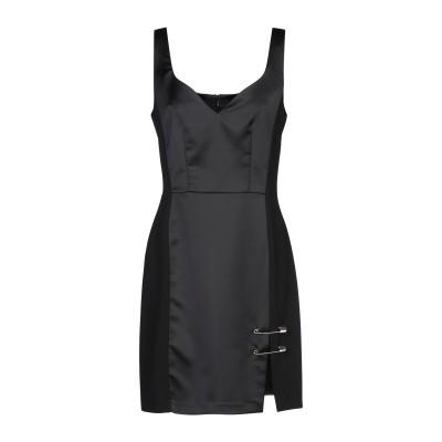 インペリアル IMPERIAL ミニワンピース&ドレス ブラック L ポリエステル 95% / ポリウレタン 5% ミニワンピース&ドレス