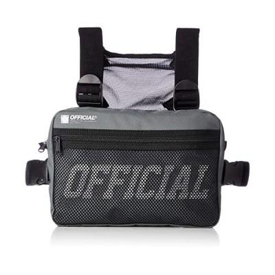 [オフィシャル] チェストバッグ MELROSE COLLECTION CHEST UTILITY BAG GREY