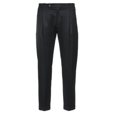 ベルウィッチ BERWICH パンツ ブラック 52 ウール 100% パンツ