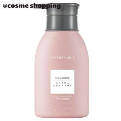 FEATHERAQUA モイスチャライジング ノンシリコン アロマシャンプー<J3>(本体 グラマラスな香り) シャンプー