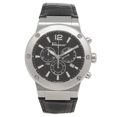 フェラガモ 腕時計 メンズ Salvatore Ferragamo SFEX00219 シルバー ブラック