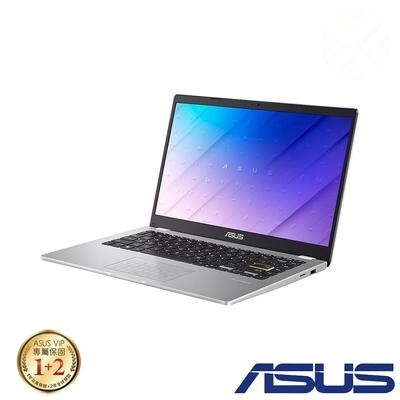 ASUS E410MA 14吋筆電 (N4020/4G/128G eMMC/LapTop/夢幻白)