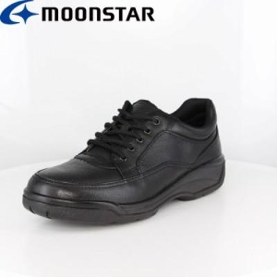 送料無料 ムーンスター メンズ ウォーキングシューズ 靴 SP8900 ブラックカタ 国産 メンズコンフォートレザーシューズ