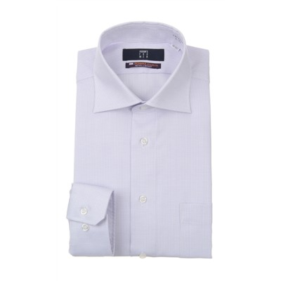 ワイドカラースタイリッシュワイシャツ《NON IRON MAX》