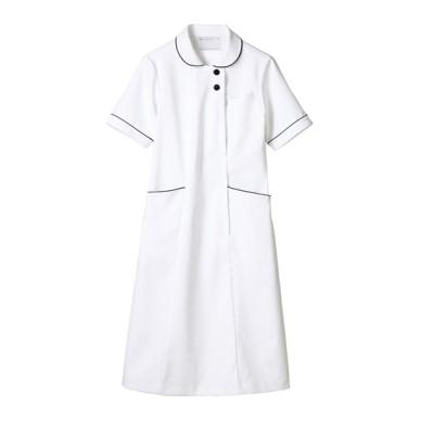 MONTBLANC 73-1838 ナースワンピース(半袖)(女性用) ナースウェア・白衣・介護ウェア