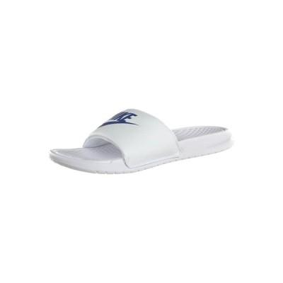 ナイキ サンダル メンズ シューズ BENASSI JDI - Pool slides - whire/varsity royal-white