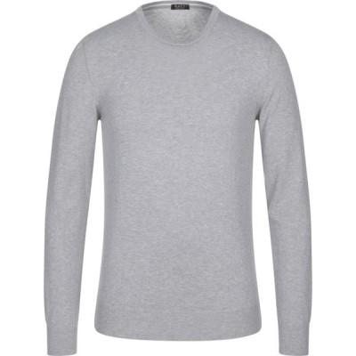BAFY メンズ ニット・セーター トップス Sweater Light grey
