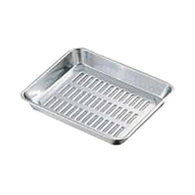 ストック 仕込み 厨房用品 / CLO 18-8水切バット 21枚取 (単品商品となります)寸法:248 x 200 x H31mm