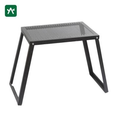 オーヴィル サイドテーブル ミニロングテーブル ブラック AVL-MNLT-001