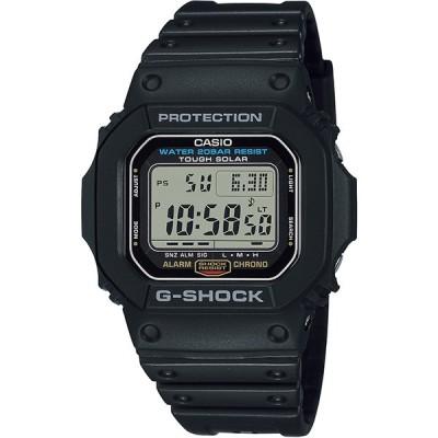 カシオ メンズ腕時計 ジーショック G-5600UE-1JF CASIO G-SHOCK 20気圧防水 ソーラー 新品 国内正規品
