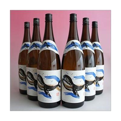 くじらのボトル 白麹 25度 芋焼酎 1800mlx6本 大海酒造 鹿児島県 ケース 一升瓶 6本入