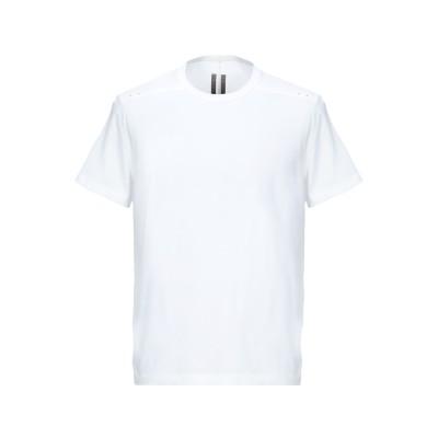 リック オウエンス RICK OWENS T シャツ ホワイト XL コットン 100% T シャツ