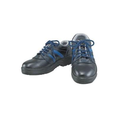 安全シューズ 静電短靴タイプ 紐式7半 27.5cm おたふく JW-753