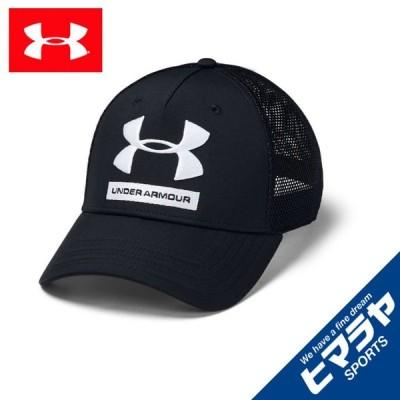 アンダーアーマー 帽子 キャップ メンズ UA TRAININGトラッカーキャップ 1351417-001 UNDER ARMOUR