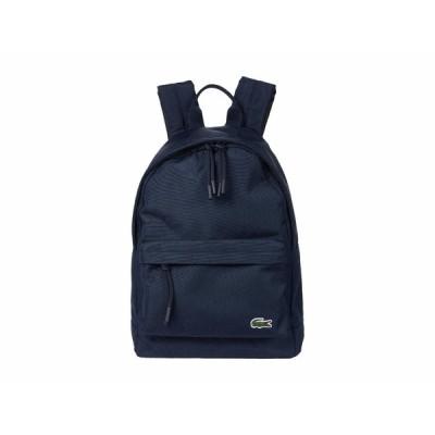 ラコステ バックパック・リュックサック バッグ メンズ Neocroc Small Backpack Marine