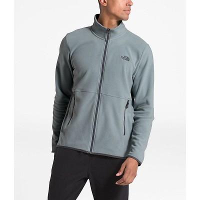 ノースフェイス ジャケット&ブルゾン メンズ アウター The North Face Men's TKA Glacier Full Zip Jacket Mid Grey / Mid Grey