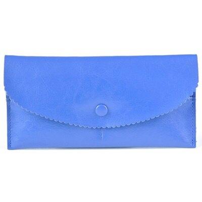 皮夾 長夾 糖果色零錢包-時尚簡約純色信封式流行女包包8色73eb55【獨家進口】【米蘭精品】