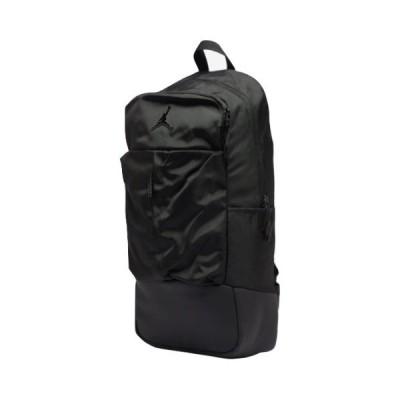 ジョーダン メンズ Jordan Fluid Backpack バックパック Black/Gym Red リュックサック