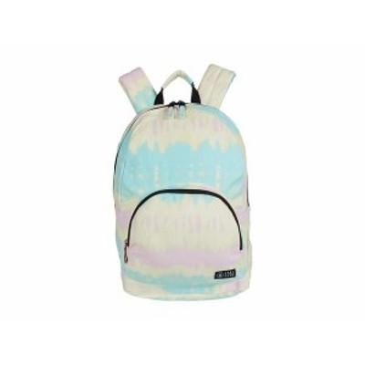ボルコム レディース バックパック・リュックサック バッグ Schoolyard Canvas Backpack Multi
