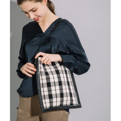 JUGLANS / Lilas Campbell Tartan Check Shoulderbag WOMEN バッグ > ショルダーバッグ