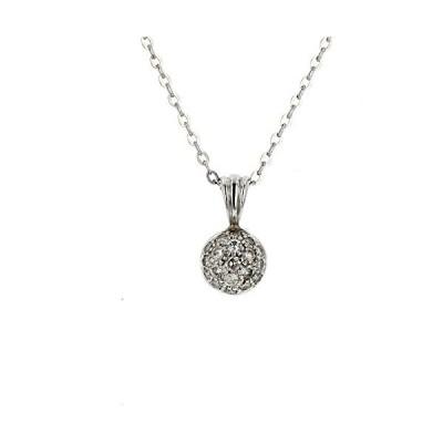 ダイヤモンド ペンダント, ホワイト ゴールド ダイヤモンド Pendant.(海外取寄せ品)