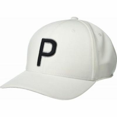 プーマ PUMA Golf メンズ キャップ 帽子 P 110 Cap Bright White