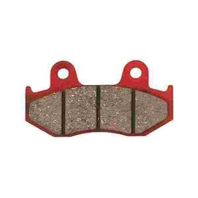 デイトナ(DAYTONA) ブレーキパッド 赤パッド リア:スカイウェイブ400/250 など 79780