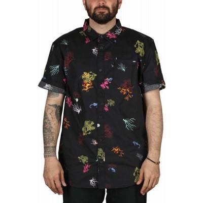 ヴァンズ Vans メンズ トップス Reality Coral Shirt Reality Coral