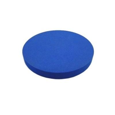 EVAスポンジ円板 100×10mm ブルー│ゴム・ウレタン その他 ゴム素材 東急ハンズ