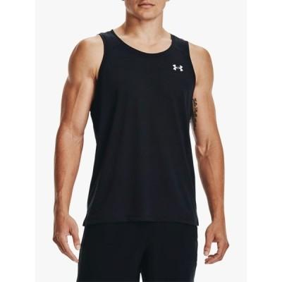 アンダーアーマー Tシャツ メンズ トップス Under Armour Streaker Run Singlet Running Vest