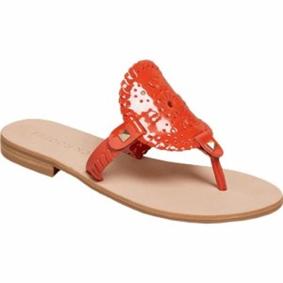 ジャックロジャース Jack Rogers レディース サンダル・ミュール シューズ・靴 Georgica Patent Sandal Chile