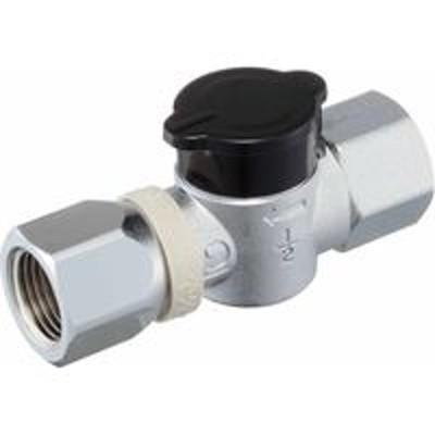 光陽産業光陽産業 G331ON フレキ UIねじガス栓 1個(直送品)