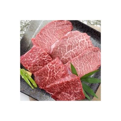 曽於市 ふるさと納税 上質な赤身肉をどうぞ!A5黒毛和牛赤身ステーキ600g
