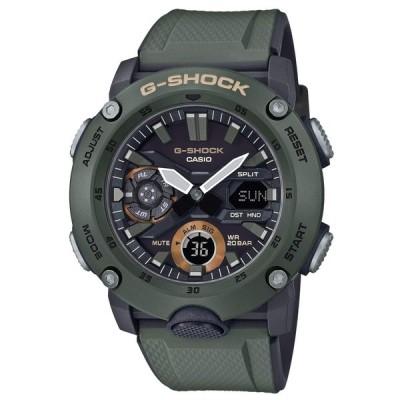 [カシオ]CASIO 腕時計 G-SHOCK ジーショック カーボンコアガード構造 GA-2000-3AJF メンズ