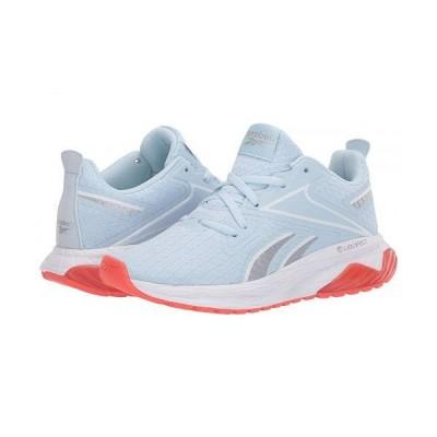Reebok リーボック レディース 女性用 シューズ 靴 スニーカー 運動靴 Liquifect 180 SPT - Glass Blue/White/Vivid Orange